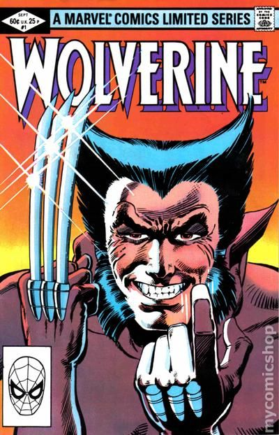Wolverine (1982 Limited Series) comic books