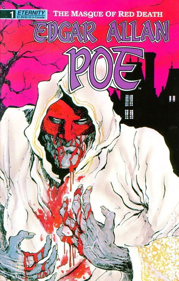 use of contrasts in poes the masque The masque of the red death summary edgar allan poe's short story the masque of the red death was first published in 1842 in the original publication, the title was given the english spelling of mask, yet it was changed to masque in 1845.