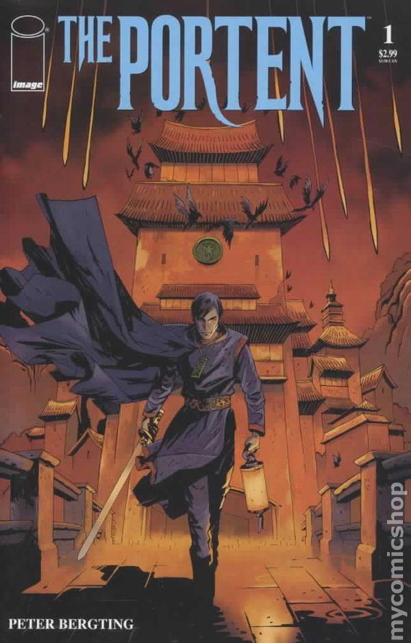 Portent 2006 comic books for Portent path