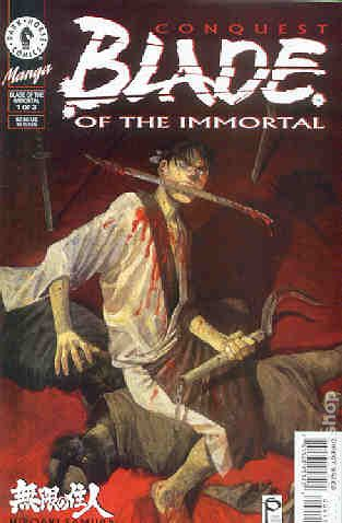 Blade of the Immortal (1996) comic books