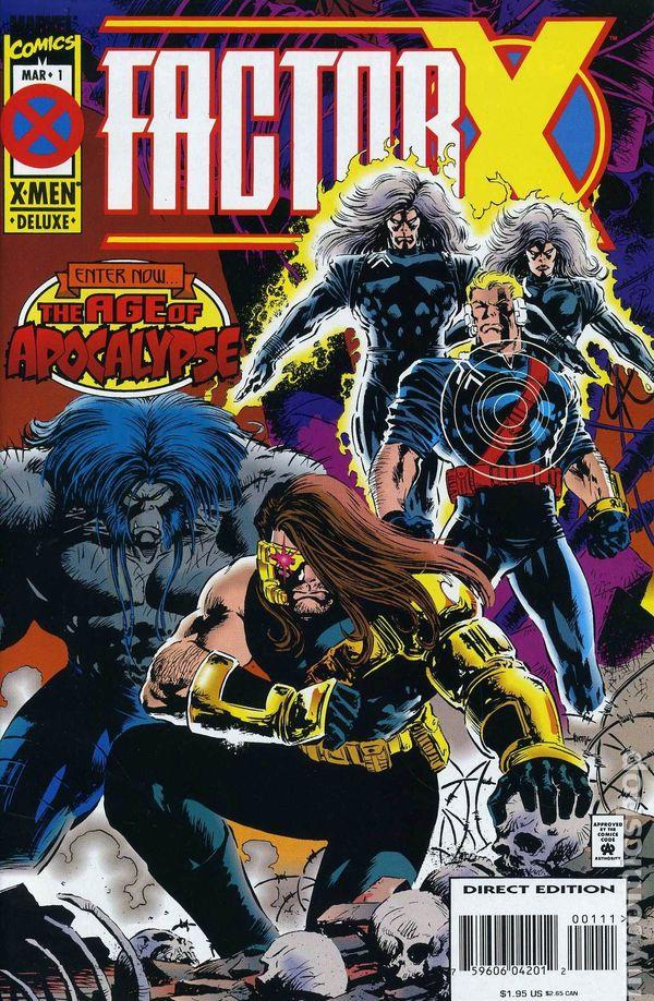 Comic books in 'Age of Apocalypse'