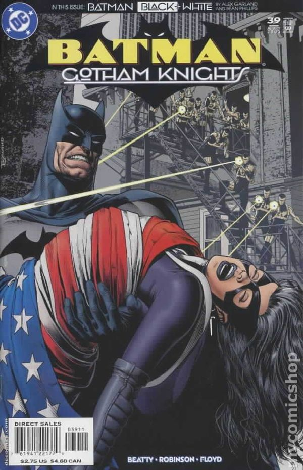 BATMAN GOTHAM KNIGHTS #28 VERY FINE 2002 DC COMICS