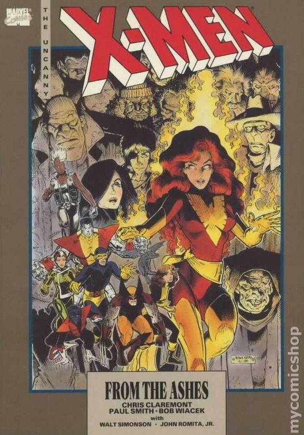 THE UNCANNY XMEN key issues Marvel 1990s 1980s