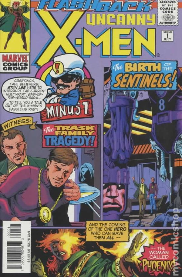 Uncanny X-Men (1963 1st Series) comic books