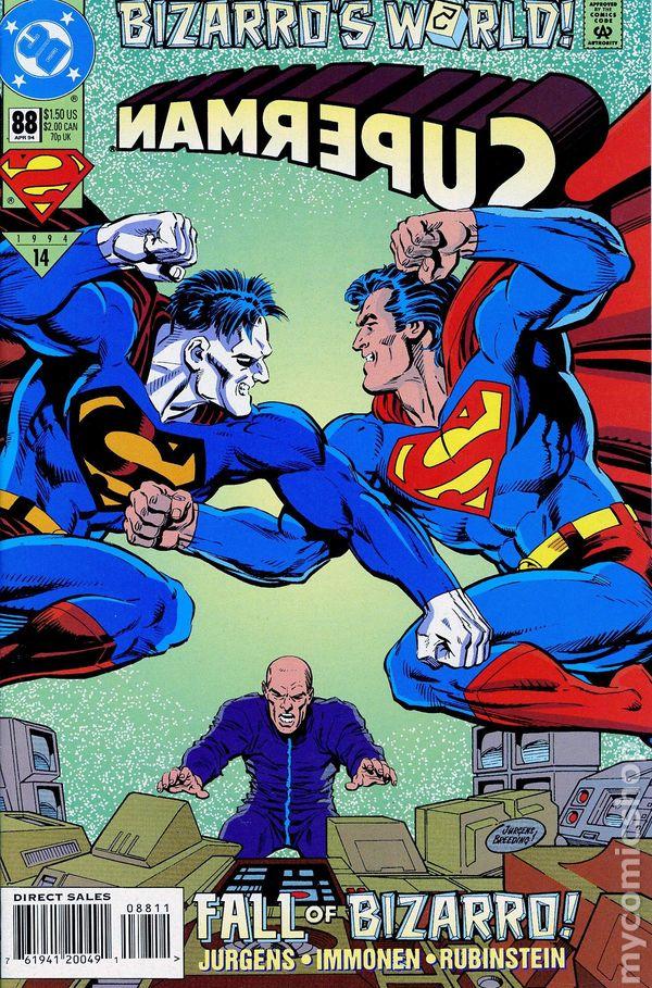 Image result for bizarro superman