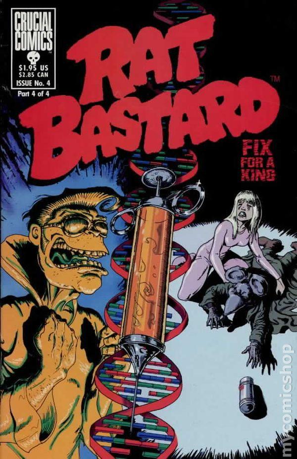 RAT BASTARD (as portrayed by Dyandod) — Weasyl
