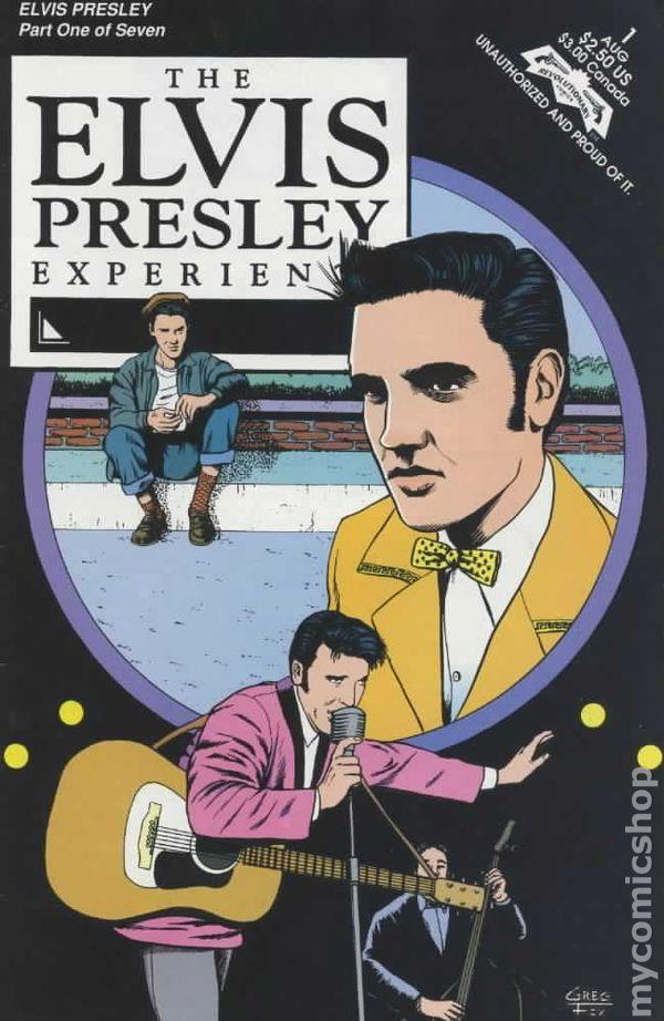 Elvis Presley Experience 1st Printing #1
