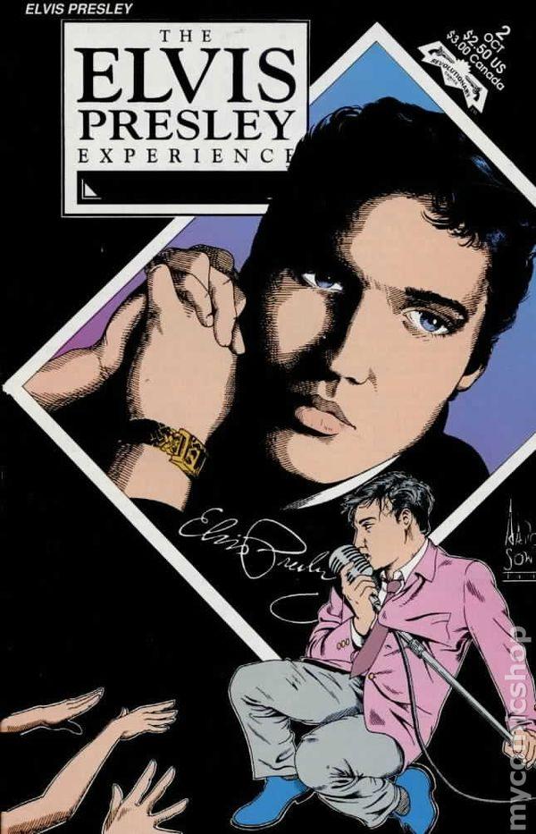 Elvis Presley Experience 1st Printing #2