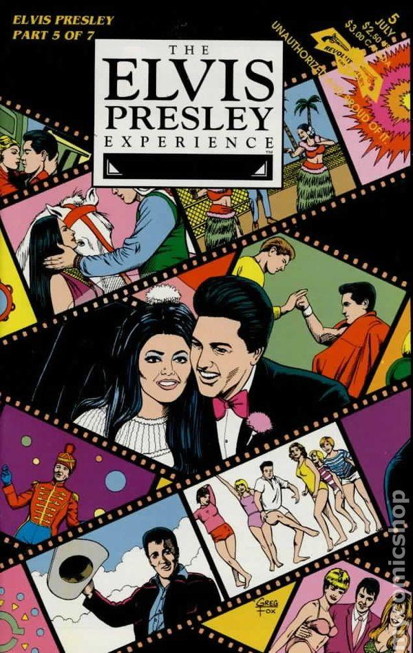 Elvis Presley Experience 1st Printing #5