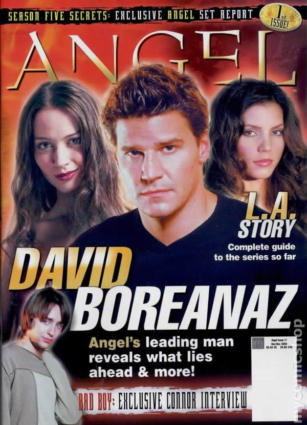 Angel Yearbook 1B VF 2011 Stock Image