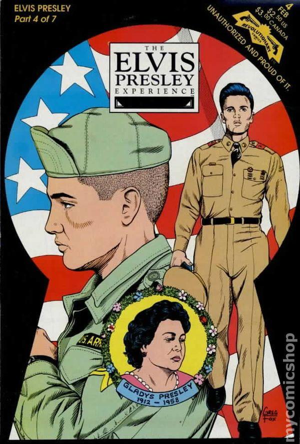 Elvis Presley Experience 1st Printing #4