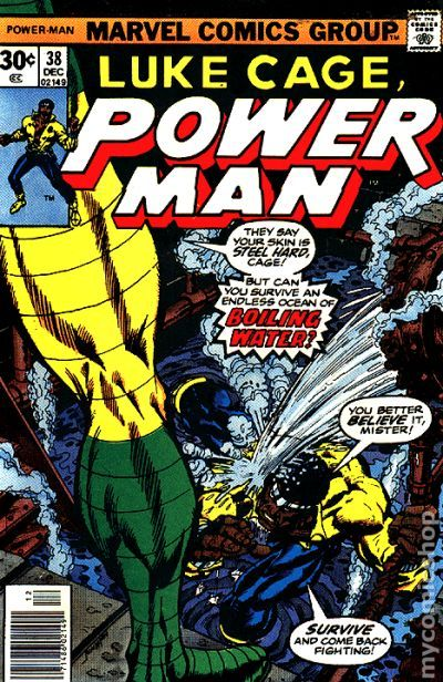Power Man And Iron Fist 1972 Hero For Hire 38