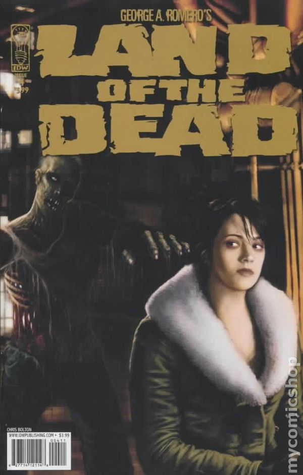 Land of the Dead 2005 téléchargement de film complet