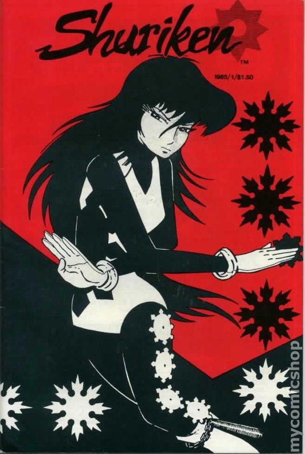 Shuriken #1