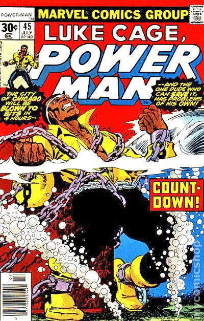 Power Man And Iron Fist 1972 Hero For Hire 45
