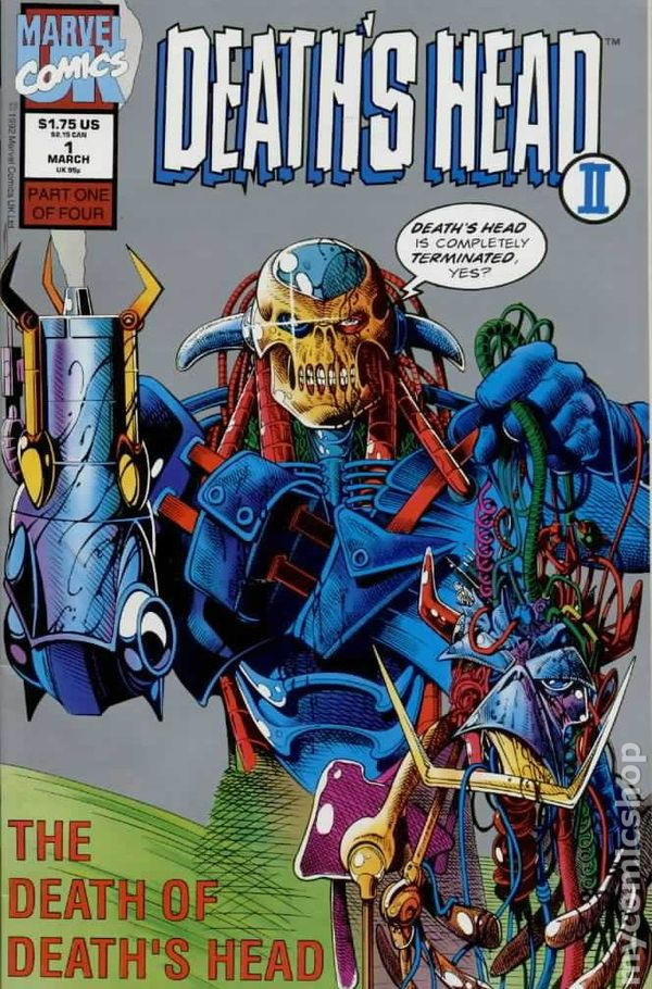 Image result for deathshead comic