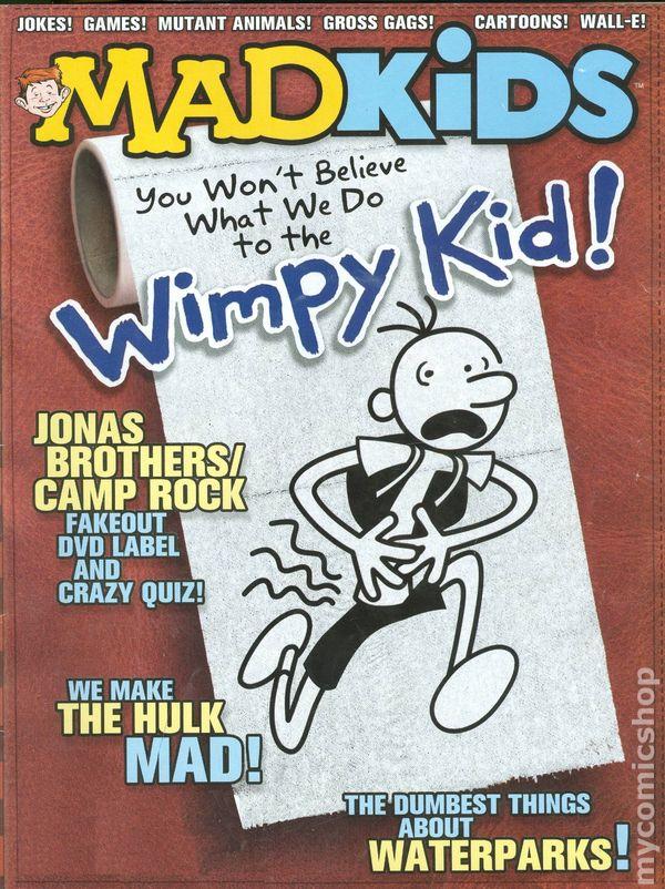 Mad Kids 2005 Magazine Comic Books