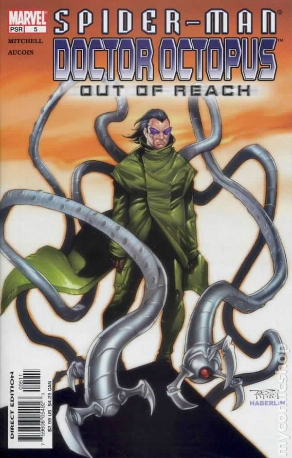 Image result for doctor octopus out of reach