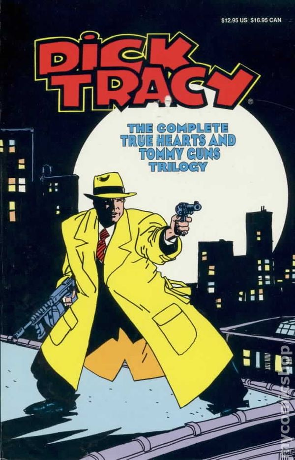 Dick Tracy Book 15