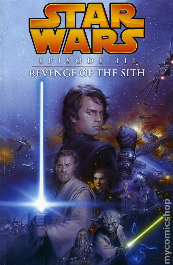 STAR WARS EPISODE III POSTER Revenge of Sith 1-1218