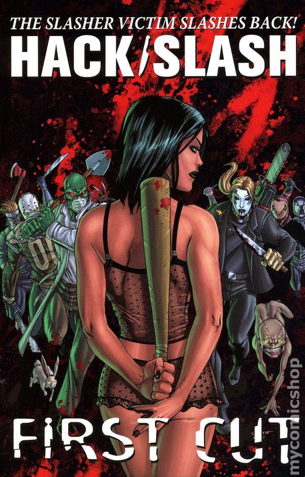 Hack Slash #7 December 2007 Devils Due Publishing DDP Comics