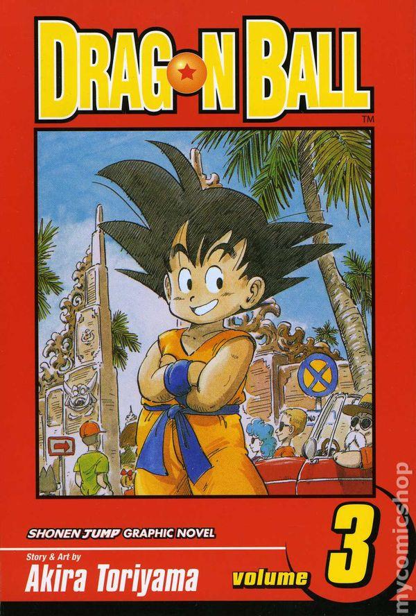 dragon ball tpb 20032004 shonen jump edition digest