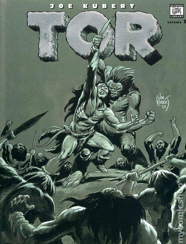 Tor 2  Joe Kubert DC 1975