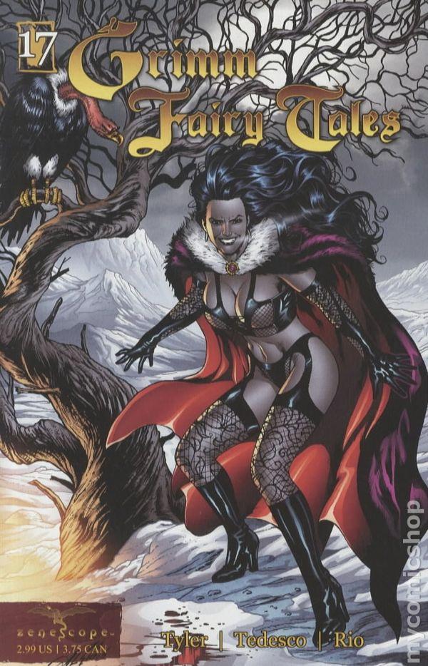 grimm fairy tales pdf comic