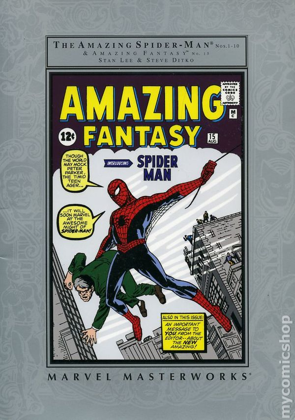 Book Cover Canvas Art Barnes And Noble : Comic books in marvel masterworks barnes noble edition