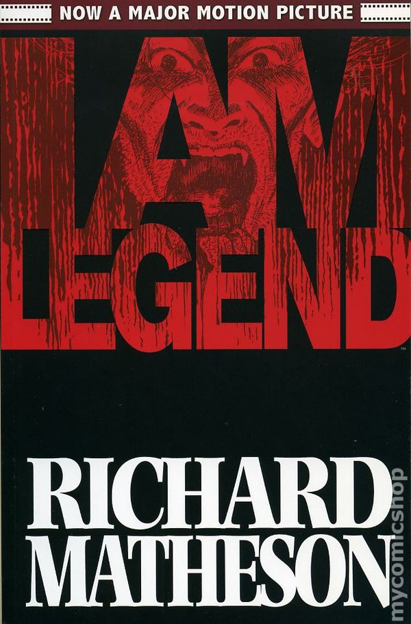 a personal analysis of i am legend a book by richard matheson I am legend (richard matheson) vs i am legend print v film | tagged book, i am legend, movie, print vs film an analysis (with a bonus self.