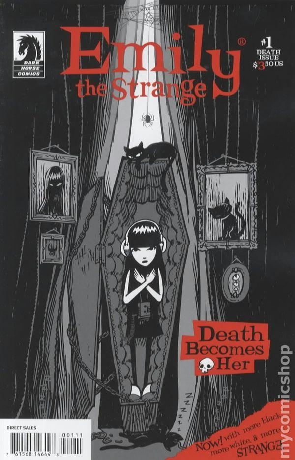The Strange Serie