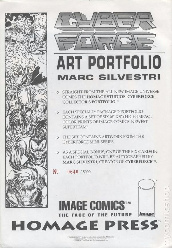 how to prepare a comic book portfolio