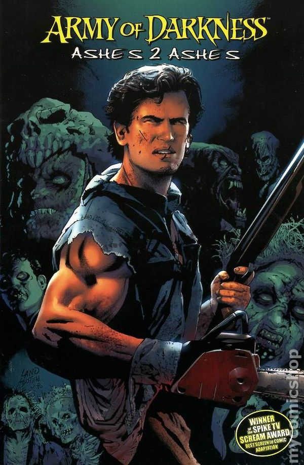 Army of Darkness Ashes to Ashes TPB (2005) comic books