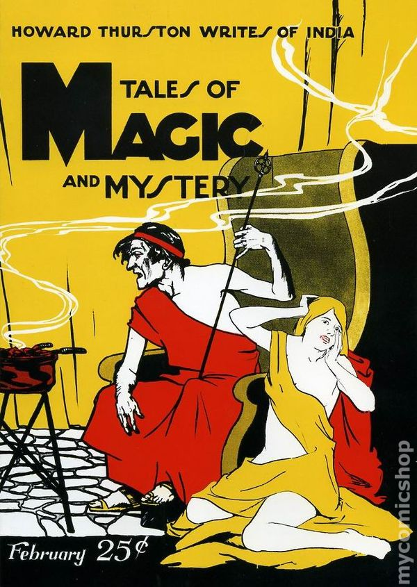 Tales Of Magic And Mystery SC 2004 Pulp Classics 1 1ST