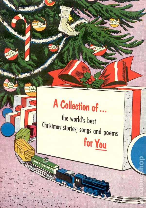 collection of the worlds best christmas stories songs and comic books - Best Christmas Stories