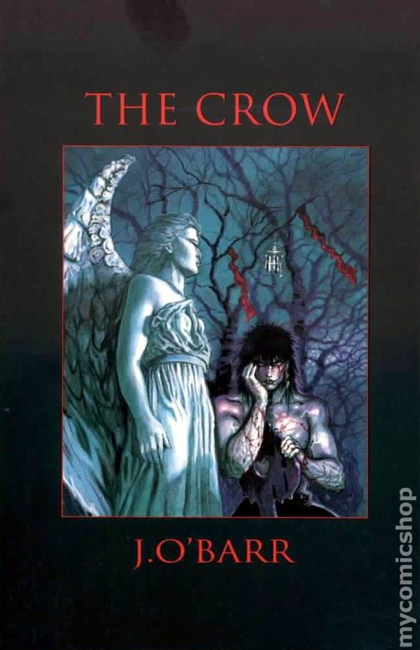 Kitchen Sink Comics The Crow