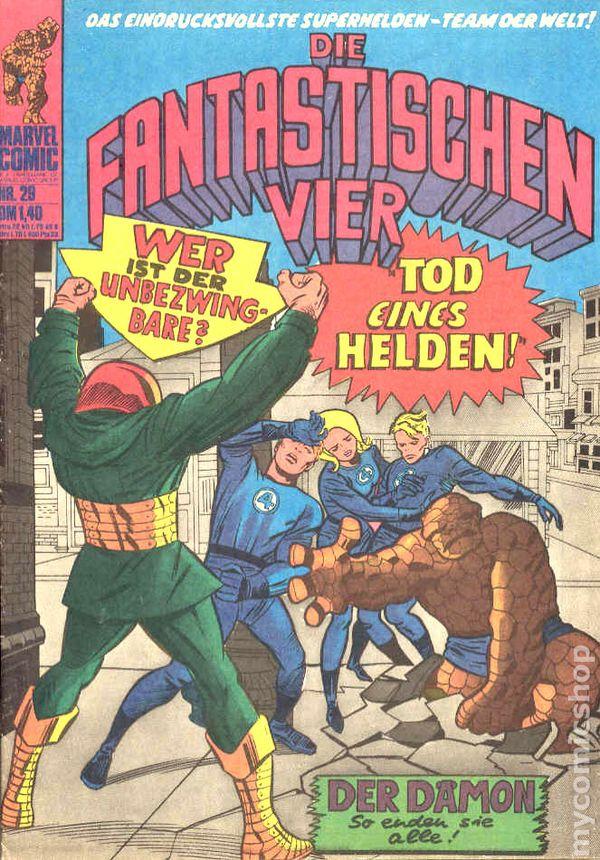 Fantastic Four German Stream