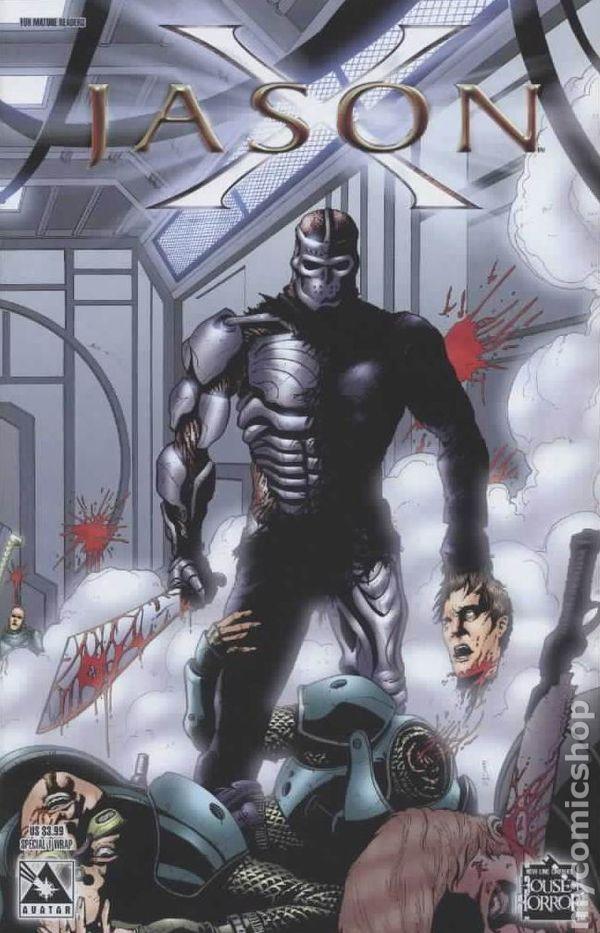 Jason X Special 2005 Comic Books