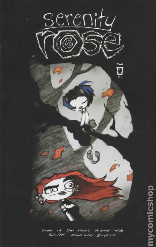 Serenity Rose 2003 Comic Books