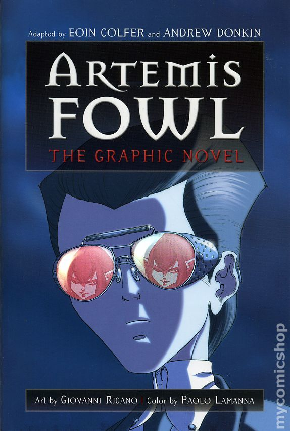 Image Result For Artemis Fowl The