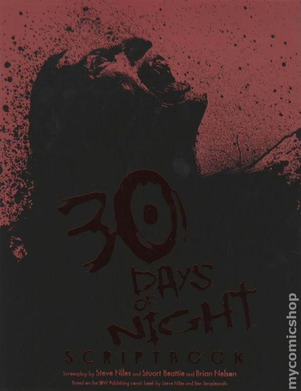 Comic Books In 30 Days Of Night Tpb Series