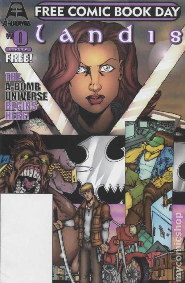 Landis 2003 FCBD 0A Comic books May