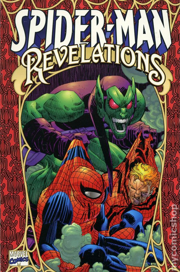 Spider Man Revelations