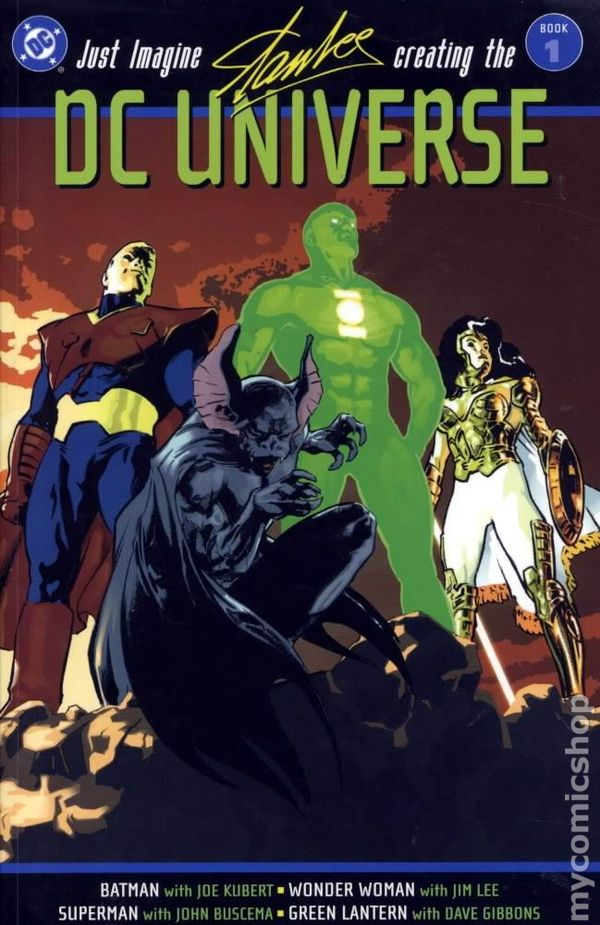 Just Imagine Stan Lee creating DC-Earth [RP hommage] 943277