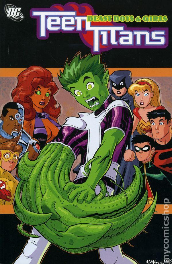 Teen Titans 9.2 #33 April 2006 DC NM 2003 Series