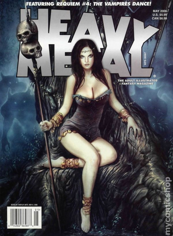 Heavy Metal Magazine 1977 227