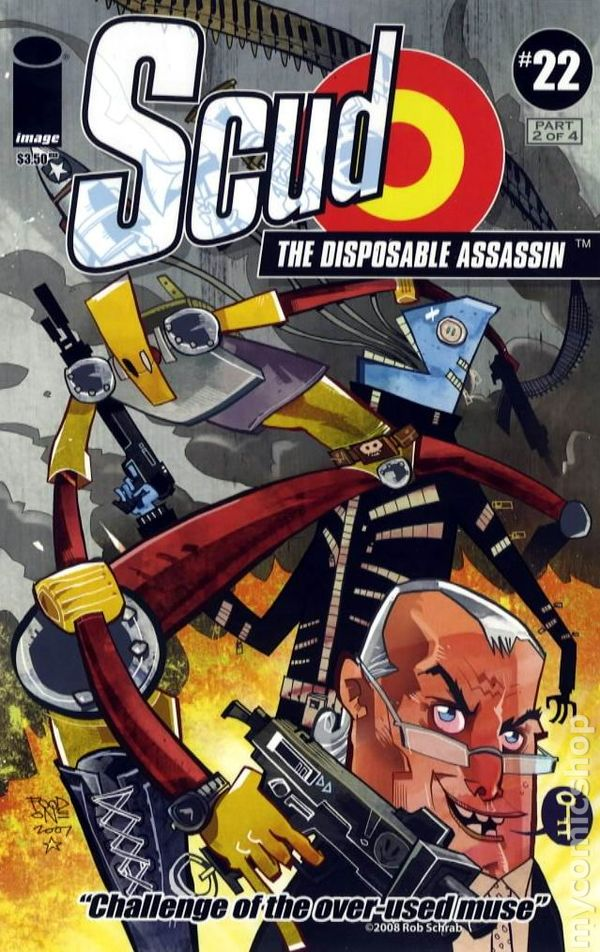 scud the disposable assassin game