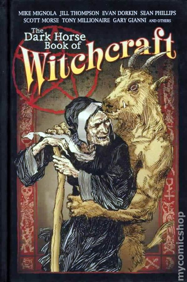 WITCHCRAFT LA TERREUR #1-3 NEAR MINT COMPLETE SET 1998