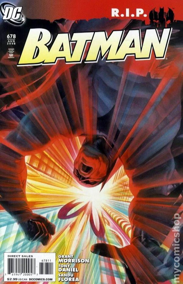 181 Batman n°68 Dc Universe Italy #Mycomics Rw Lion - Wiedergeburt