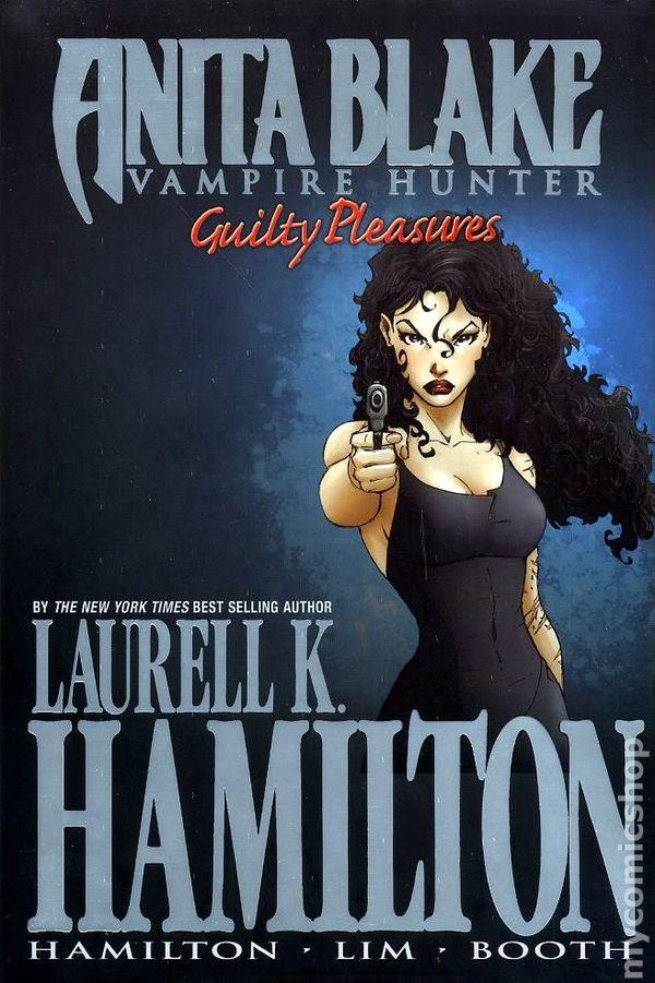 Anita Blake Vampire Hunter Guilty Pleasures #9 May 2007 Marvel Comics